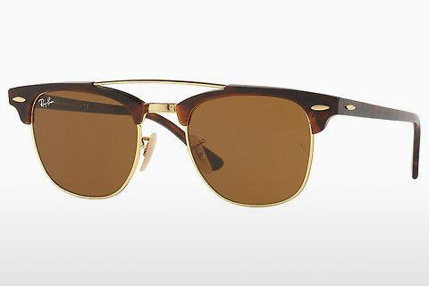 Solbriller Ray-Ban CLUBMASTER DOUBLEBRIDGE (RB3816 990/33)