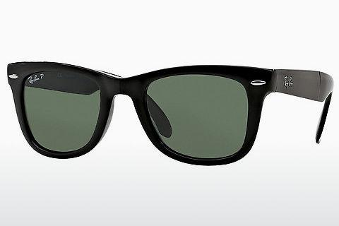 Solbriller Ray-Ban FOLDING WAYFARER (RB4105 601/58)