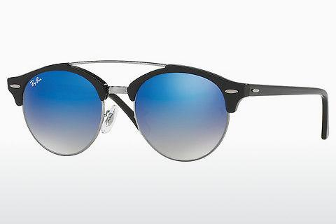 Solbriller Ray-Ban Clubround Double Bridge (RB4346 62507Q)