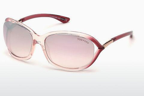 Solbriller Tom Ford Jennifer (FT0008 72Z)