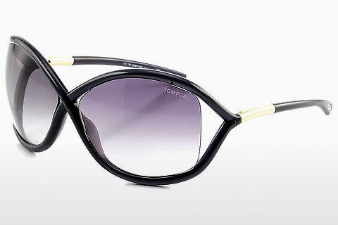 Solbriller Tom Ford Whitney (FT0009 0B5)