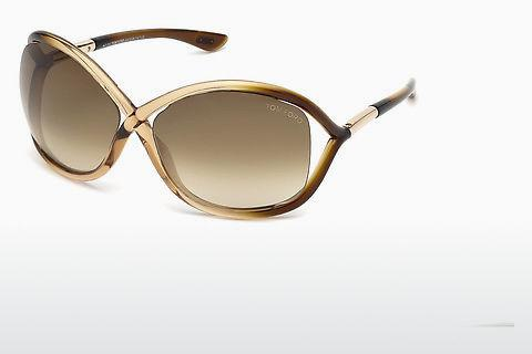 Solbriller Tom Ford Whitney (FT0009 74F)