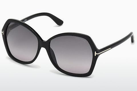 Solbriller Tom Ford Carola (FT0328 01B)