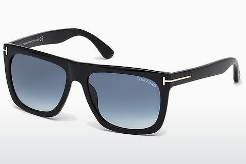 Solbriller Tom Ford Morgan (FT0513 01W)