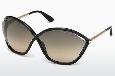 Solbriller Tom Ford Bella (FT0529 01B)