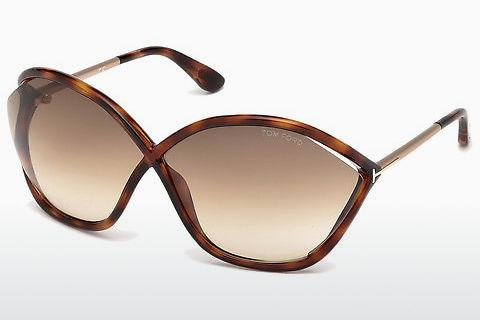 Solbriller Tom Ford Bella (FT0529 53F)