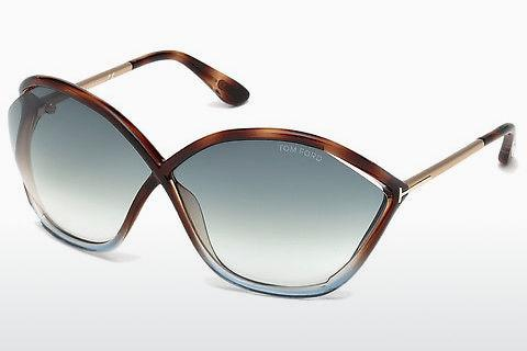 Solbriller Tom Ford Bella (FT0529 55B)