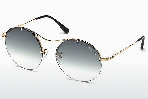 Solbriller Tom Ford Veronique-02 (FT0565 28B)