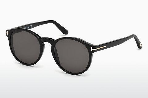Solbriller Tom Ford Ian-02 (FT0591 01A)
