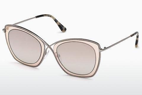 Solbriller Tom Ford India-02 (FT0605 47G)