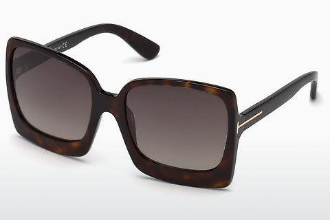 Solbriller Tom Ford Katrine-02 (FT0617 52K)