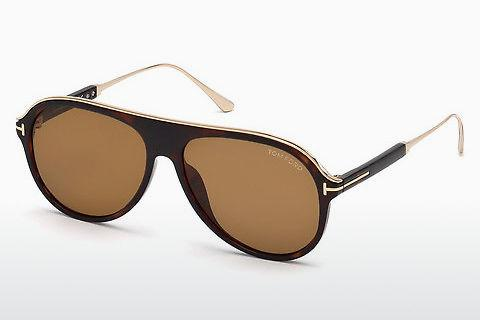 Solbriller Tom Ford Nicholai-02 (FT0624 52E)