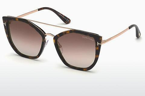 Solbriller Tom Ford Dahlia-02 (FT0648 52G)