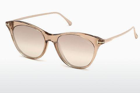 Solbriller Tom Ford Micaela (FT0662 45G)