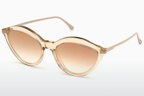 Solbriller Tom Ford Chloe (FT0663 45G)