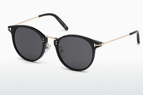 Solbriller Tom Ford Jamieson (FT0673 01A)