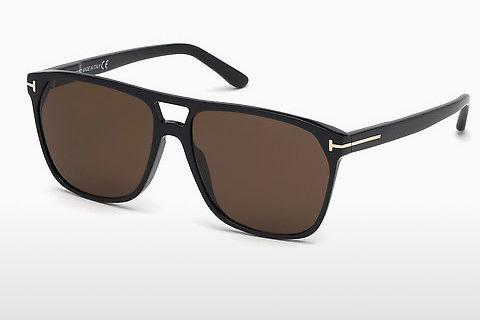 Solbriller Tom Ford Shelton (FT0679 01E)