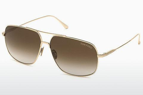 Solbriller Tom Ford FT0746 28K