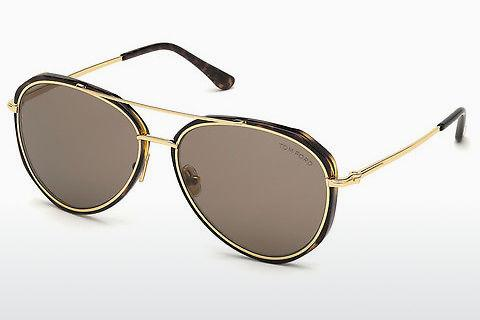 Solbriller Tom Ford FT0749 52J