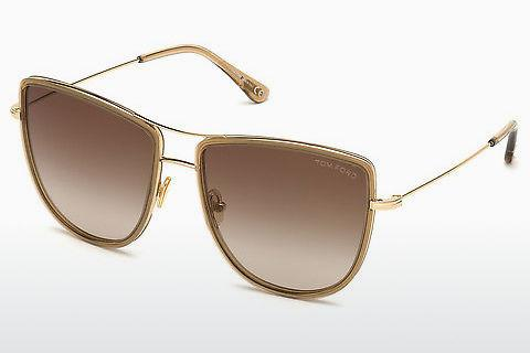 Solbriller Tom Ford FT0759 28F