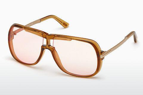 Solbriller Tom Ford Caine (FT0800 45Y)