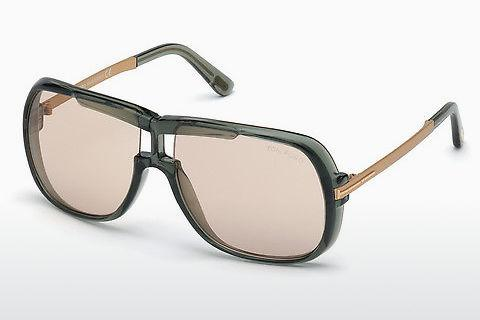 Solbriller Tom Ford Caine (FT0800 93E)