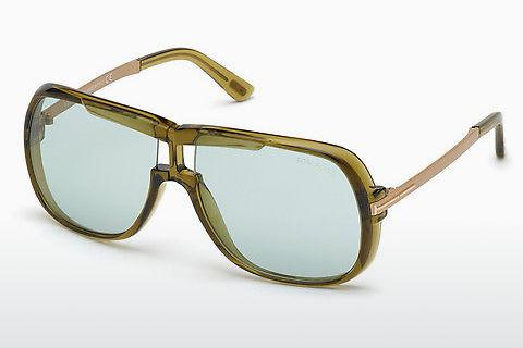Solbriller Tom Ford Caine (FT0800 95N)