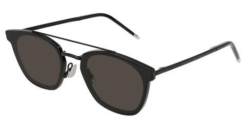 Solbriller Saint Laurent SL 28 METAL 001