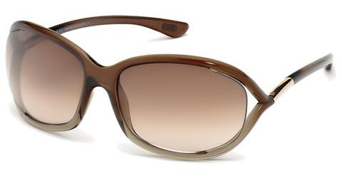 Solbriller Tom Ford Jennifer (FT0008 38F)