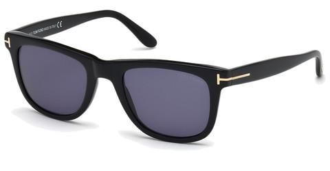 Solbriller Tom Ford Leo (FT0336 01V)