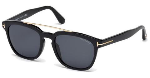 Solbriller Tom Ford Holt (FT0516 01A)