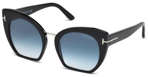 Solbriller Tom Ford Samantha (FT0553 01W)