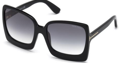 Solbriller Tom Ford Katrine-02 (FT0617 01B)