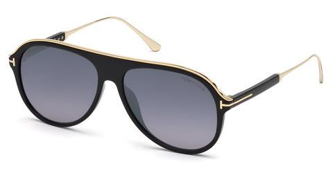 Solbriller Tom Ford Nicholai-02 (FT0624 01C)