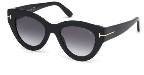 Solbriller Tom Ford Slater (FT0658 01B)