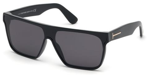 Solbriller Tom Ford Wyhat (FT0709 01A)