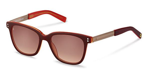 Rocco by Rodenstock   RR321 C skyline terra - 65%dark red