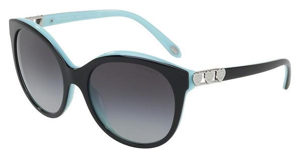 Tiffany   TF4133 80553C GRAY GRADIENTBLACK/BLUE