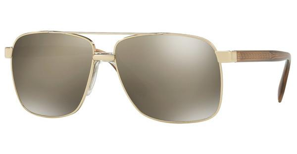 Versace   VE2174 12525A LIGHT BROWN MIRROR DARK GOLDPALE GOLD