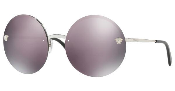 Versace   VE2176 10005R DARK GREY MIRROR PINKSILVER