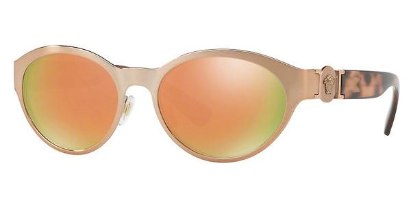 Versace   VE2179 13614Z GREY MIRROR ROSE GOLDBRUSHED COPPER