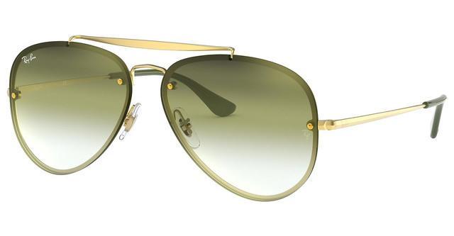 ray ban aviator solbriller til mænds metalramme